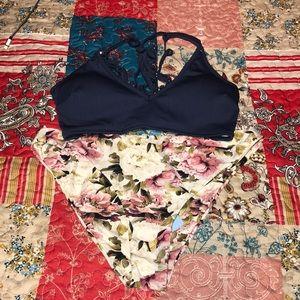 Cupshe bikinis. NWT